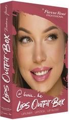 Акция на Набор косметики для губ Pierre Rene Lips Outfit Box №2 (3700467841624) от Rozetka