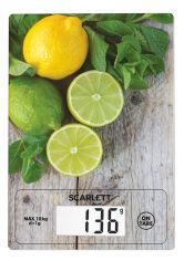Акция на Весы кухонные SCARLETT SC-KS57P21 от Rozetka
