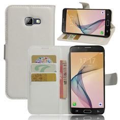 Акция на Чехол-книжка Litchie Wallet для Samsung Galaxy A3 2017 SM-A320 Белый от Allo UA