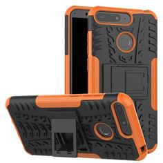 Акция на Чехол Armor Case для Huawei Y6 Prime 2018 Оранжевый от Allo UA