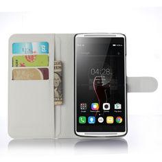 Акция на Чехол-книжка Litchie Wallet для Lenovo Vibe X3 Белый от Allo UA