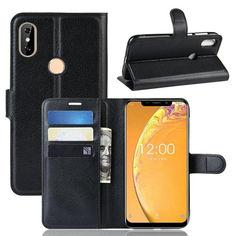 Акция на Чехол-книжка Litchie Wallet для Oukitel C13 Pro Black от Allo UA
