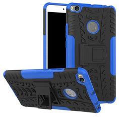 Акция на Чехол Armor Case для Xiaomi Mi Max 2 Синий от Allo UA