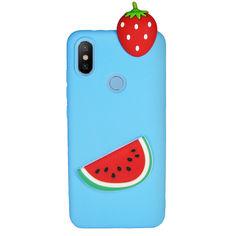 Акция на Чехол Cartoon 3D Case для Xiaomi Mi 8 SE Арбуз от Allo UA