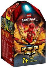 Акция на Конструктор LEGO Ninjago Турбо спин-джитсу Кай (70686) от MOYO