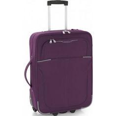 Акция на Чемодан Gabol Malasia (S) Purple (924715) от Allo UA