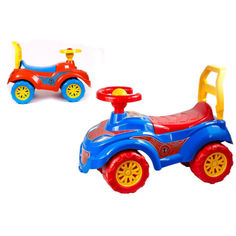 Акция на Конёк-качалка YG Toys Озвученный, шевелит губами 65 * 32 * 58см. разноцветный МР 0081 от Allo UA