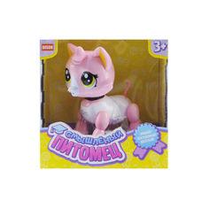 """Акция на Інтерактивна іграшка YG Toys """"Кмітливий котик"""" 45*29*4 см рожевий  E5599-9 от Allo UA"""