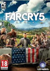 Акция на Far Cry 5 для ПК (PC-KEY, русская версия, электронный ключ в конверте) от Rozetka