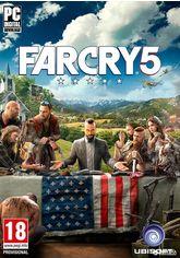 Акция на Far Cry 5 (PC-KEY, русская версия, электронный ключ в конверте) от Rozetka