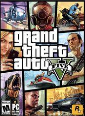 Акция на Grand Theft Auto V (GTA 5). Premium Online Edition (PC-KEY, русские субтитры, электронный ключ в конверте) от Rozetka