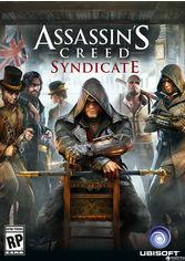 Акция на Assassin's Creed Syndicate (PC-KEY, русская версия, электронный ключ в конверте) от Rozetka