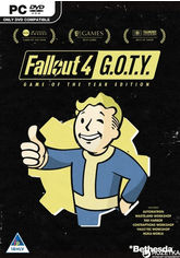 Акция на Fallout 4 GOTY (PC-KEY, русские субтитры, электронный ключ в конверте) от Rozetka