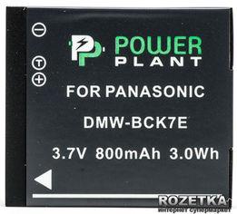 Акция на Aккумулятор PowerPlant для Panasonic DMW-BCK7E (DV00DV1301) от Rozetka