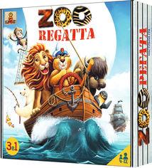 Акция на Настольная игра Bombat Game Зоорегата (4820172800019) от Rozetka