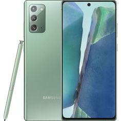 Акция на Samsung Galaxy Note20 8/256GB Green (SM-N980FZGGSEK) от Allo UA