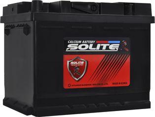 Автомобильный аккумулятор Solite R AGM 60Ah Ев (-/+) (640CCA) (AGM60) от Rozetka