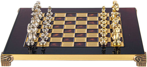 Шахматы Manopoulos 28х28 см Красные (S32RED) от Rozetka