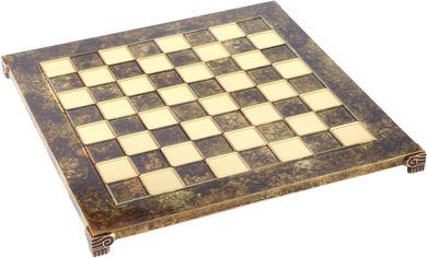 Шахматы Manopoulos Спартанский воин 28х28 см (S16CBRO) от Rozetka