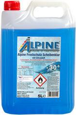 Акция на Зимний стеклоомыватель Alpine Frostschutz Scheibenklar -30°C 5 л (4003774001514) от Rozetka