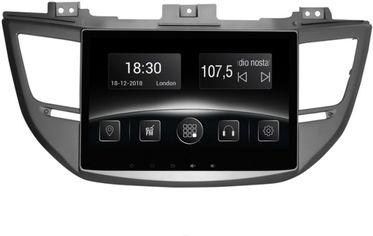 Акция на Автомагнитола штатная Gazer CM6510-TL для Hyundai Tucson (TL) 2015-2017 от Rozetka
