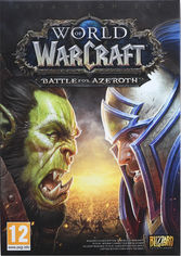 Акция на World of Warcraft 8.0 (PC, DVD-box, английская версия) от Rozetka