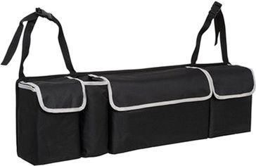 Акция на Органайзер для багажника авто Supretto 90х12х26 см (5767-0001) от Rozetka