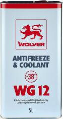 Антифриз Wolver Antifreeze&Coolant WG12 5 л Красный (4260360943430) от Rozetka