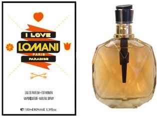 Акция на Туалетная вода для женщин Lomani I Love Lomani - Paradise 100 мл (3610400034498) от Rozetka