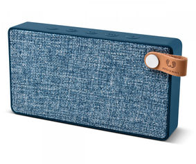 Акция на Fresh 'N Rebel Rockbox Slice Fabriq Edition, Indigo (1RB2500IN) от Stylus