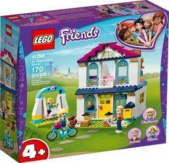 Акция на Конструктор LEGO Friends Дом Стефани (41398) от MOYO
