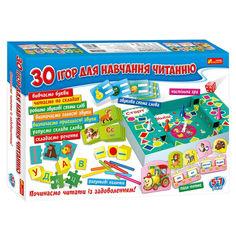 Акция на Большой набор. 30 игр для обучения чтению (У) 12109098 Ranok Creative от Allo UA