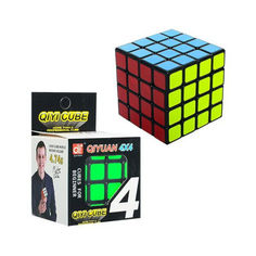 Акция на Кубик логика EQY505 (1634474/1742982) (168шт/4) 4*4, 2 цвета, в коробке 6,5*6,5*6,5 см от Allo UA