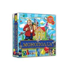 Акция на Настольная игра МОНОПОЛ.UA 82210 Энергия Плюс от Allo UA