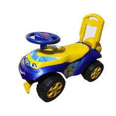 Акция на Игрушка детская толокар Машинка 0141/04 DOLONI TOYS от Allo UA