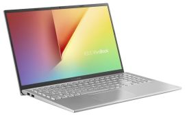 Акция на Ноутбук ASUS X512JA-BQ406 (90NB0QU2-M05910) от MOYO
