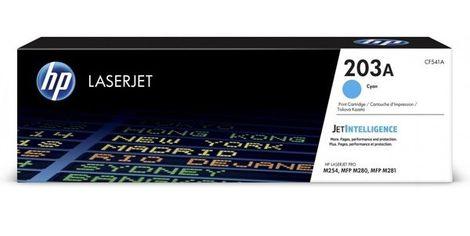 Картридж лазерный HP 203A CLJ M280/M281/M254 Cyan,1300 стр (CF541A) от MOYO
