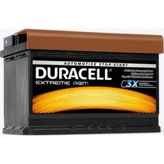 Duracell Extreme AGM DE 70 AGM EN720A от Allo UA