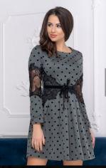 Акция на Платье Jaklin 7991 M Хаки (4821000040157) от Rozetka
