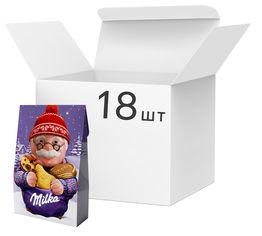Акция на Упаковка набора новогоднего Milka Печенье 170 г х 18 шт (7622210663085) от Rozetka