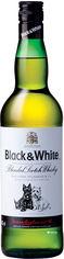 Акция на Виски Black&White выдержка 3 года 1 л 40% (50196081) от Rozetka