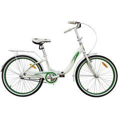 "VNC 24"" Angely AC, 2429-FA, Белый/зеленый, 33см, складной от Allo UA"