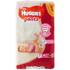 Акция на Huggies Pant 3 (6-11kg) Jumbo 44 Girl от Stylus