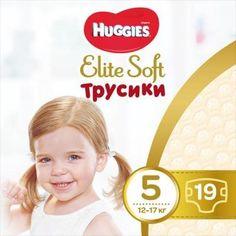 Акция на Huggies Pants 5 Conv Elite Soft 19 от Stylus