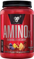 Аминокислота BSN Amino X 1.01 кг Fruit Punch (834266063307) от Rozetka
