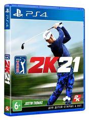 Акция на Игра PGA 2K21 (PS4,Английский язык) от MOYO