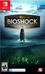 Акция на Игра BioShock Collection для Nintendo Switch (картридж, Russian version) от Rozetka