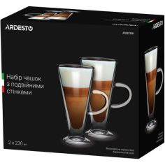 Набор чашек Ardesto 230 мл. 2 шт. (AR2623GH) от Allo UA