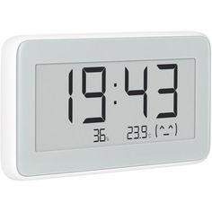 Акция на Xiaomi Mijia Temperature And Humidity Electronic Watch (LYWSD02MMC) от Allo UA