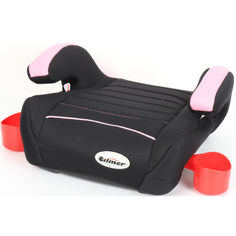 Акция на Бустер Car child seat BXS-220 pink от Allo UA